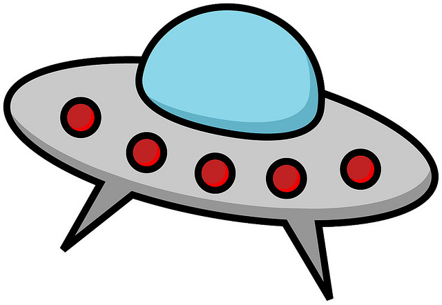 Saucer clipart  Clipart Flying Saucer