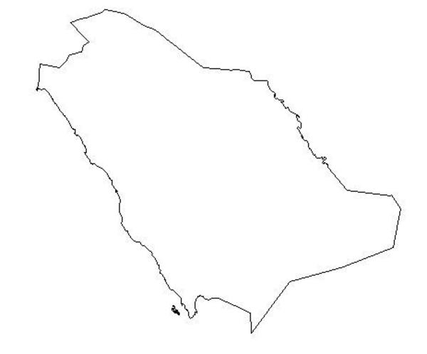Saudi Arabia clipart Saudi Arabia Map Clipart Download as:  Map at