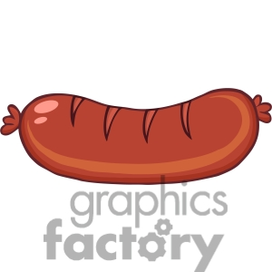 Sausage clipart Sausage drawings clipart Download clipart