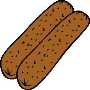 Sausage clipart sausage link #4