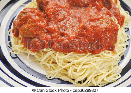 Sause clipart spaghetti dinner With Dinner Dinner of Meat