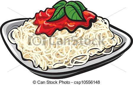 Spaghetti clipart logo  of tomato Spaghetti sauce