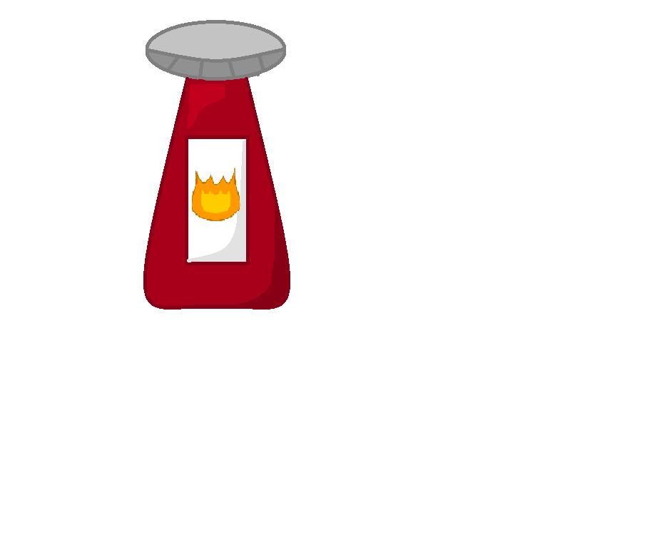 Sauce clipart super hot Hot Battle Official Body Super