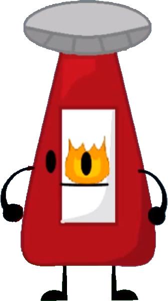 Sauce clipart super hot Hot by Wikia ICHC Fandom