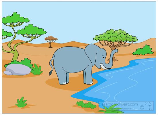 Savannah clipart Biome Graphics Search for savanna