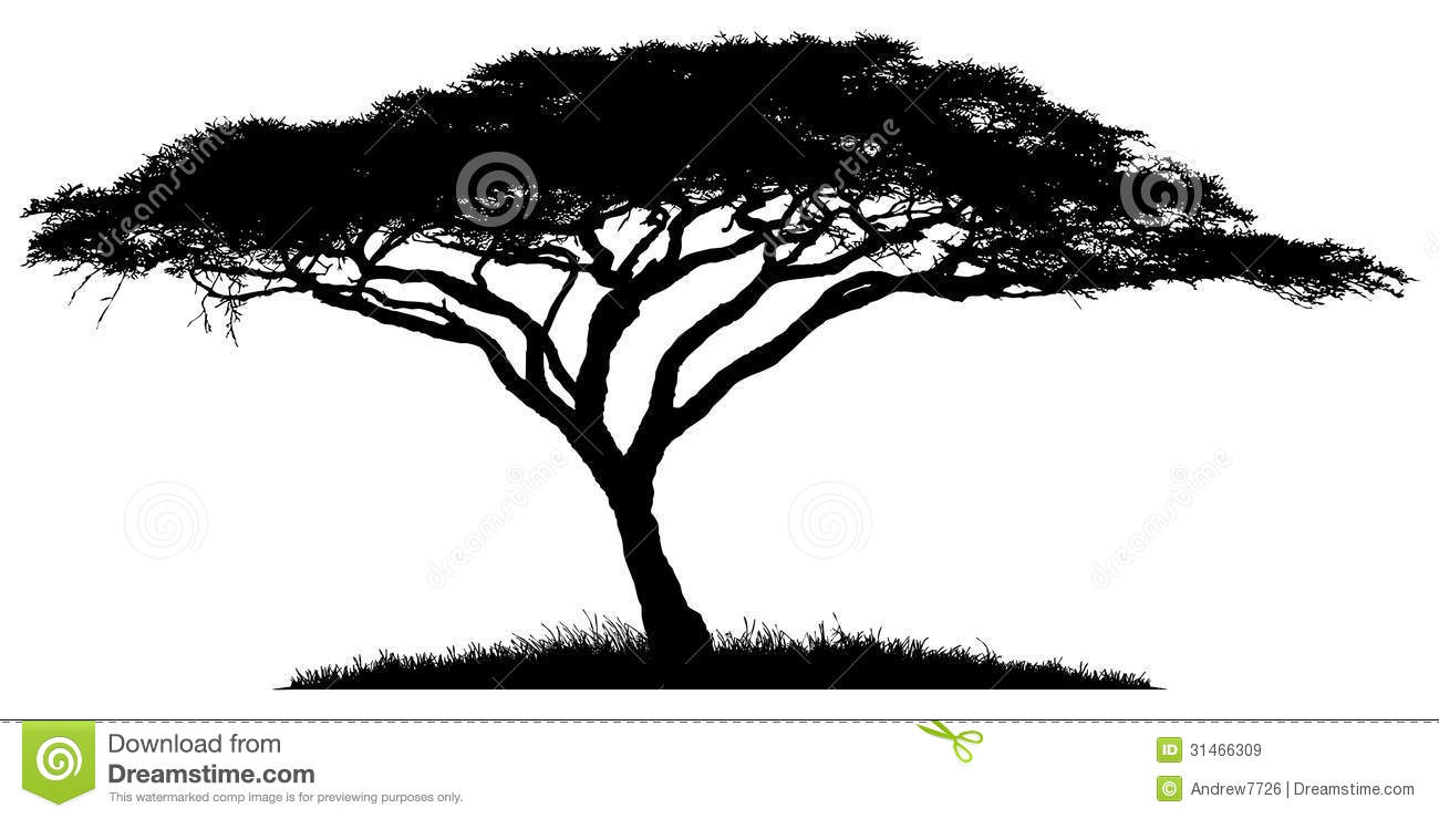 Savannah clipart african savanna #6