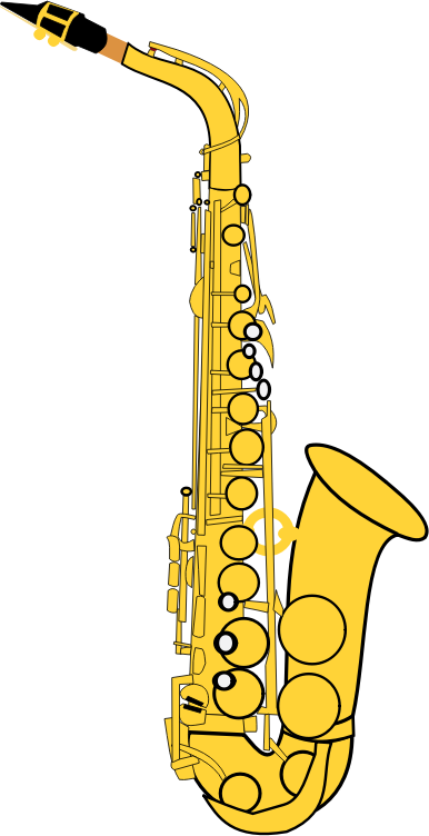 Saxophone clipart guy Saxophone to for clip Use