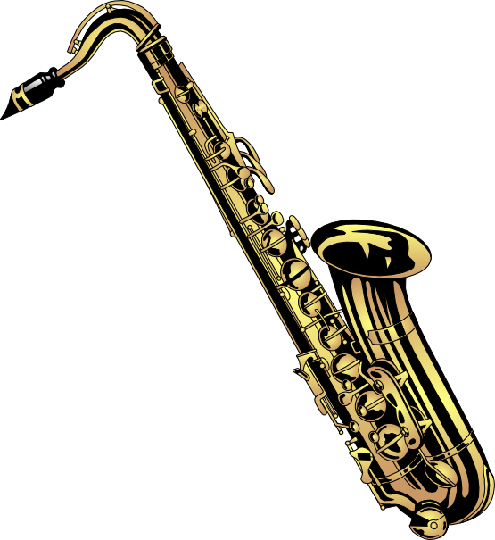 Saxophone clipart guy Saxophone Use for clip &