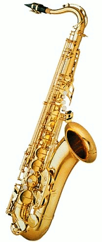 Saxophone clipart alto saxophone Saxophone Clip Art com Art
