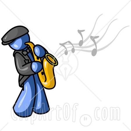 Saxophone clipart blue Panda Saxophone Clipart Images Saxophone
