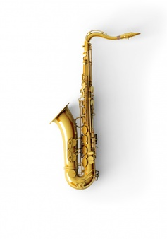 Saxophone clipart christmas #8