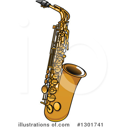 Saxophone clipart instrument Tradition Tradition Free Vector Sample