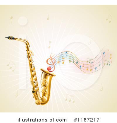 Saxophone clipart instrument Colematt Free #1187217 Illustration Clipart