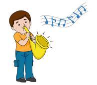 Saxophone clipart instrument Pictures  Kb saxphone saxophone
