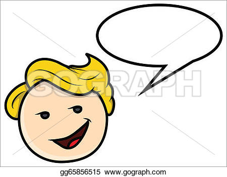 Saying clipart In Clipart Teen Speech Bubble