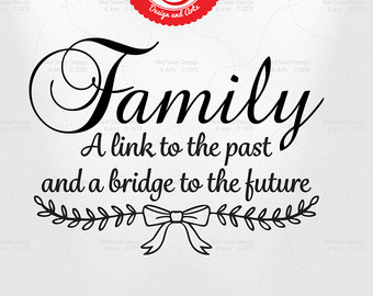Saying clipart family quotes 10 Quotes SVG To DXF