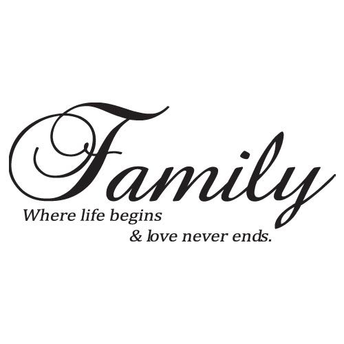 Saying clipart family quotes Sayings Art family (80+) Quotes