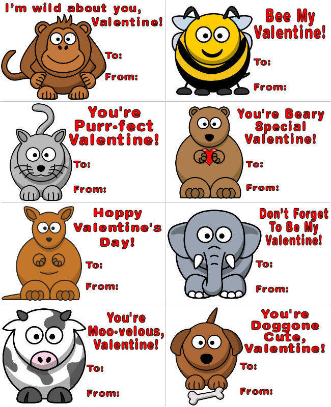 Saying clipart kid valentine #9