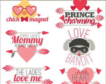Saying clipart kid valentine #4