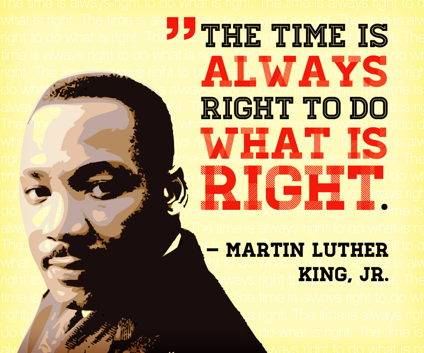 Saying clipart martin luther king #12