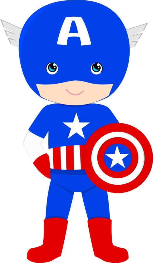 Saying clipart marvel character #2
