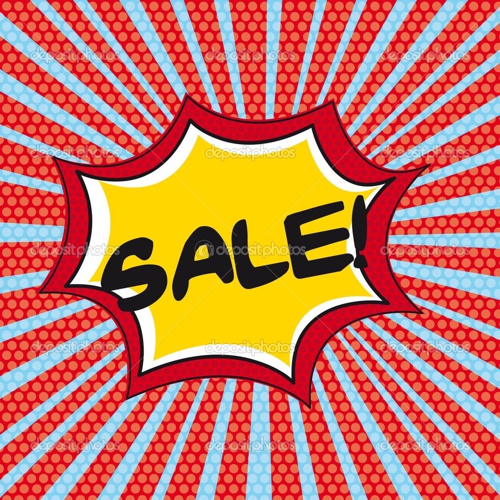 Saying clipart pop art Pop Art Clipart Art depositphotos_8907217