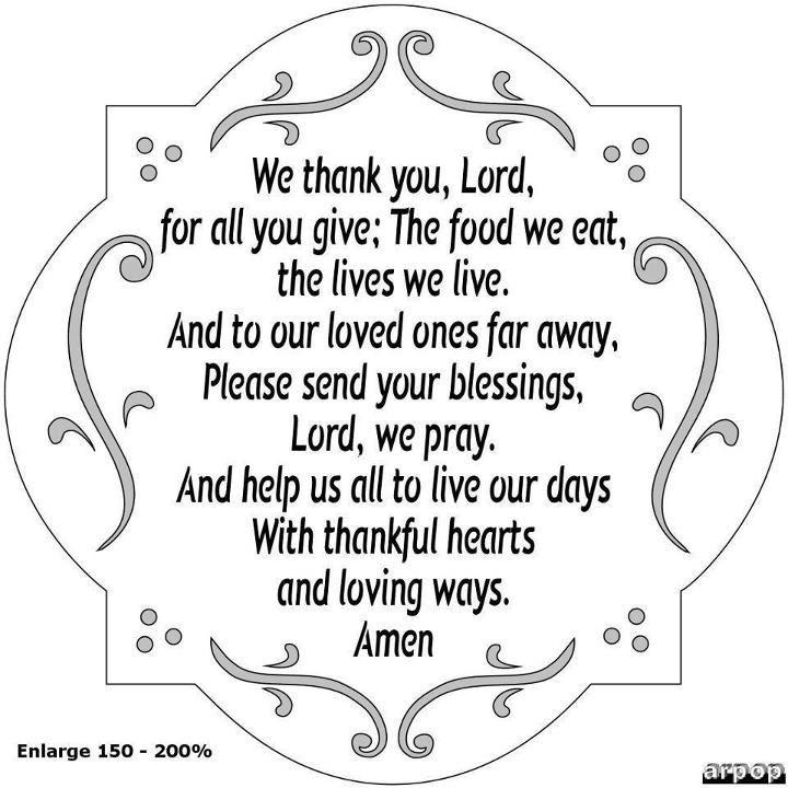 Saying clipart prayer circle #8