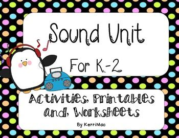 Thunder clipart science sound Best  sound NGSS Pinterest