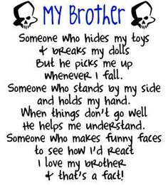 Saying clipart sister brother Happy Quotes For  quotes