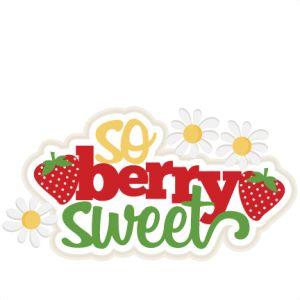 Iiii clipart strawberry SVG cut Pinterest file svg