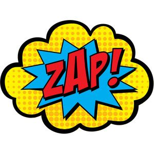 Saying clipart superhero #5