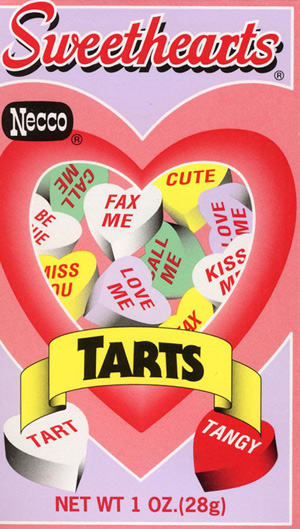Saying clipart sweetheart candy #15