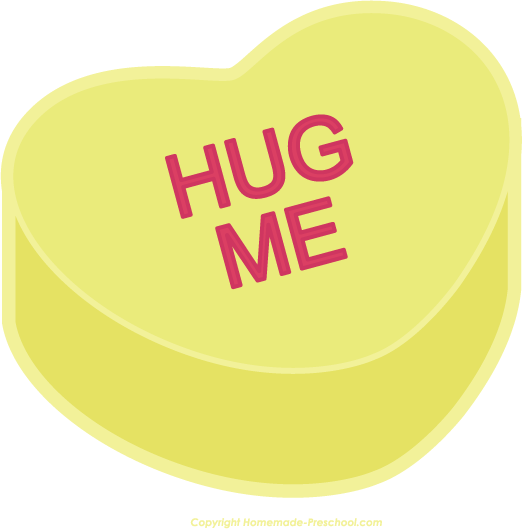Saying clipart sweetheart candy #10