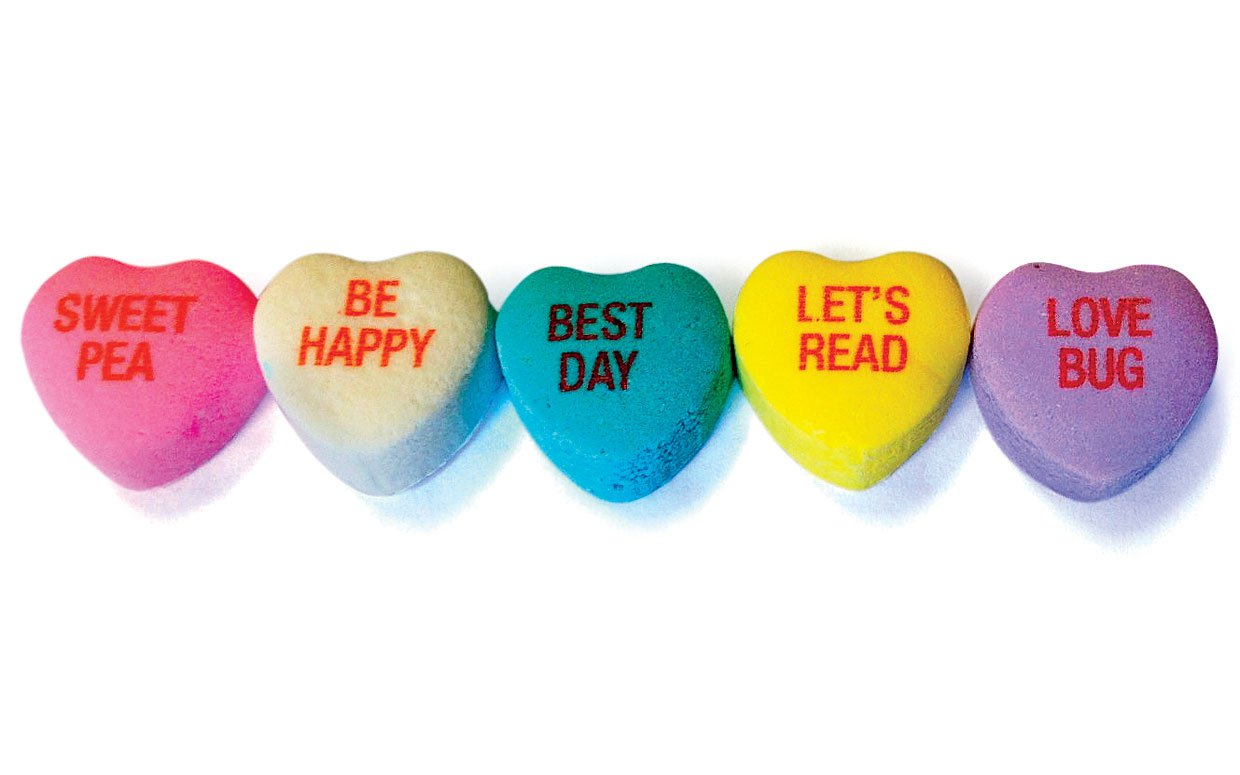 Saying clipart sweetheart candy #9