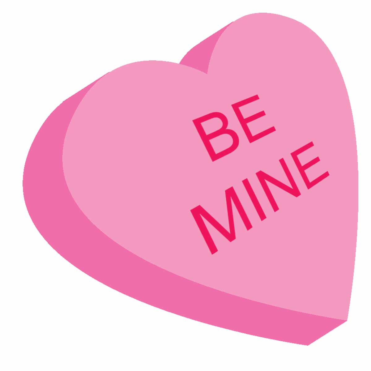 Saying clipart valentine candy #1