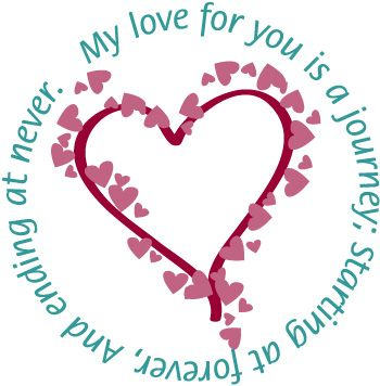 Saying clipart valentine's day #7