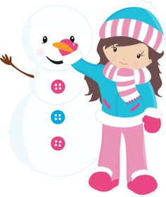 Saying clipart winter wonderland (selmabuenoaltran) people Bueno com ClipartChristmas