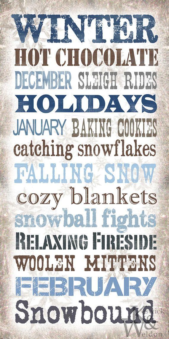 Saying clipart winter wonderland #2