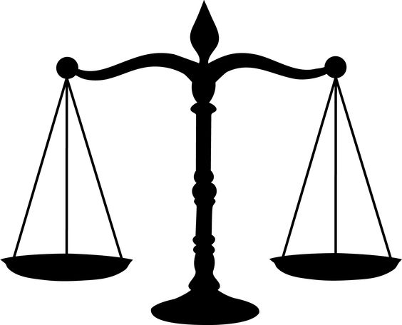 Scale clipart courthouse #4