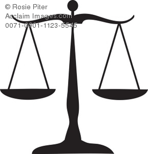 Scale clipart courthouse #3