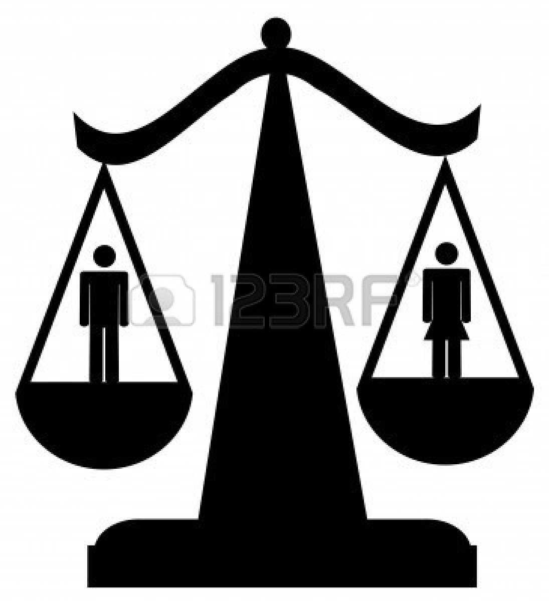 Scale clipart equity #3