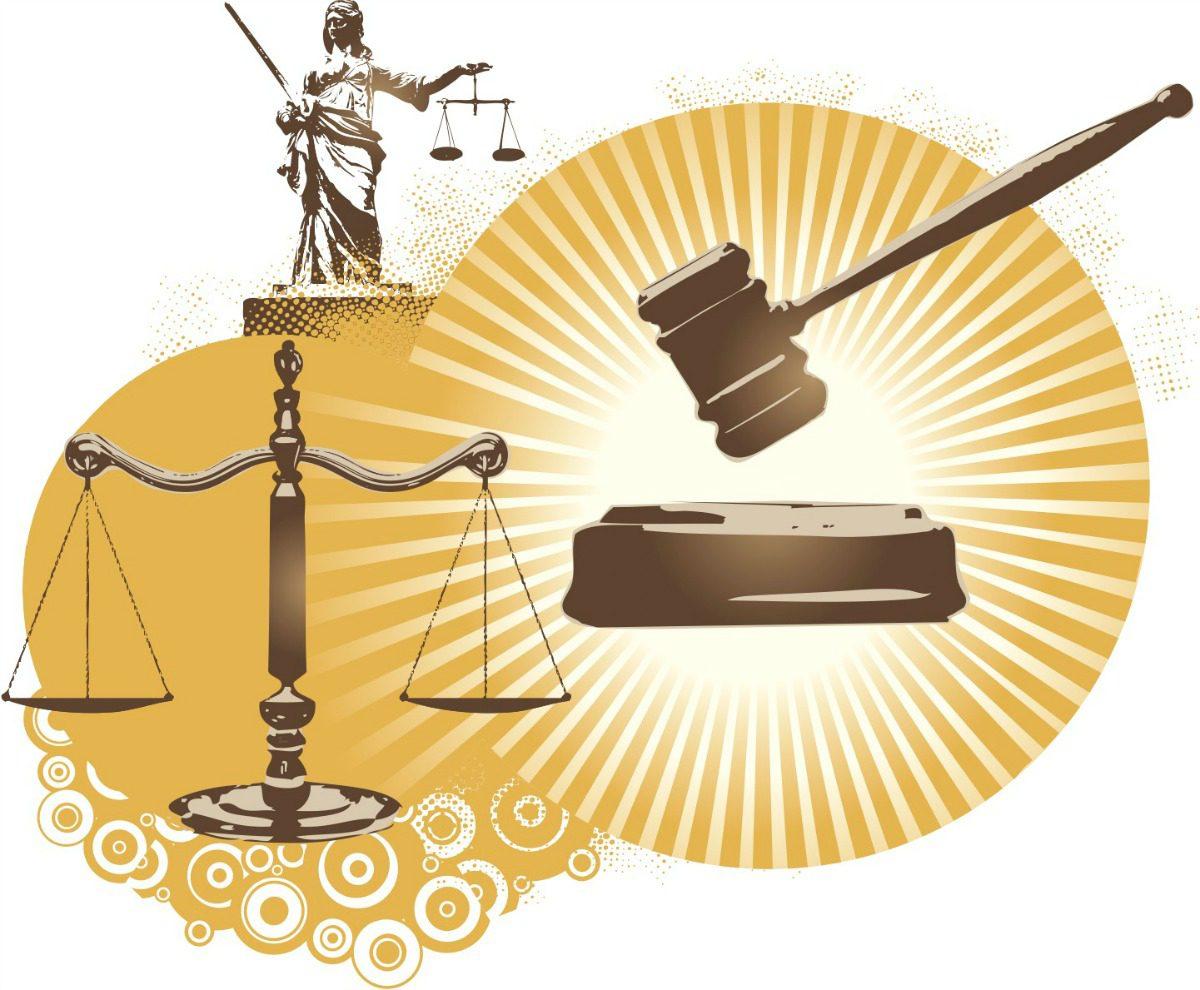 Scale clipart supreme court #14