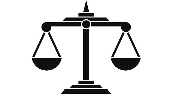 Scale clipart supreme court #5