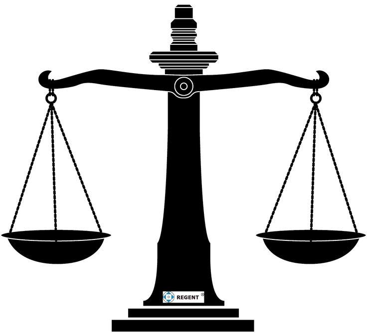 Scale clipart supreme court #10