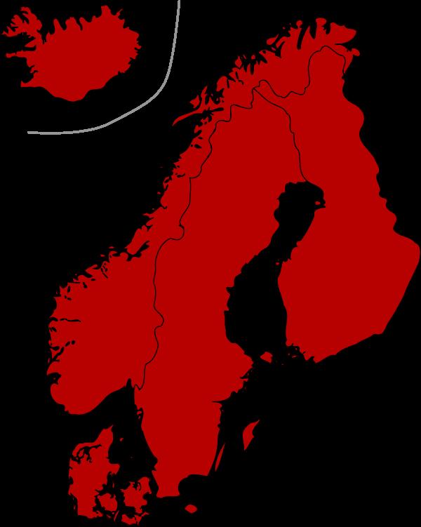 Scandinavia clipart Copyright Clipart Scandinavian Scandinavian Flower