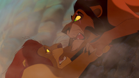 Scar clipart mufasa To Old take Lion the