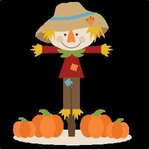 Scarecrow clipart Clipart Clipartix clipart image clip