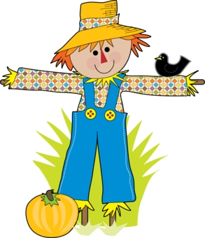 Scarecrow clipart Clipartix image clipart Clipart Free