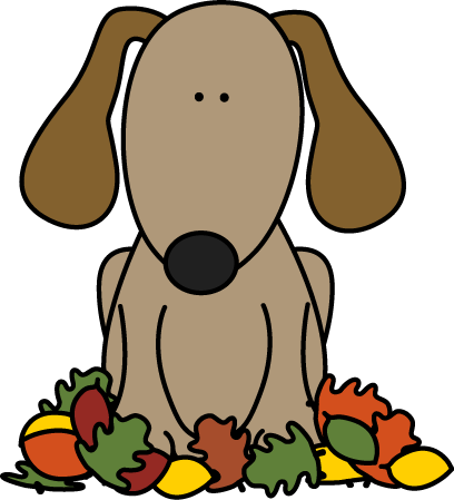 Scarecrow clipart autumn animal Art Dog in Images Fall