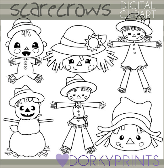 Scarecrow clipart baby Limited and crow Clipart Limited